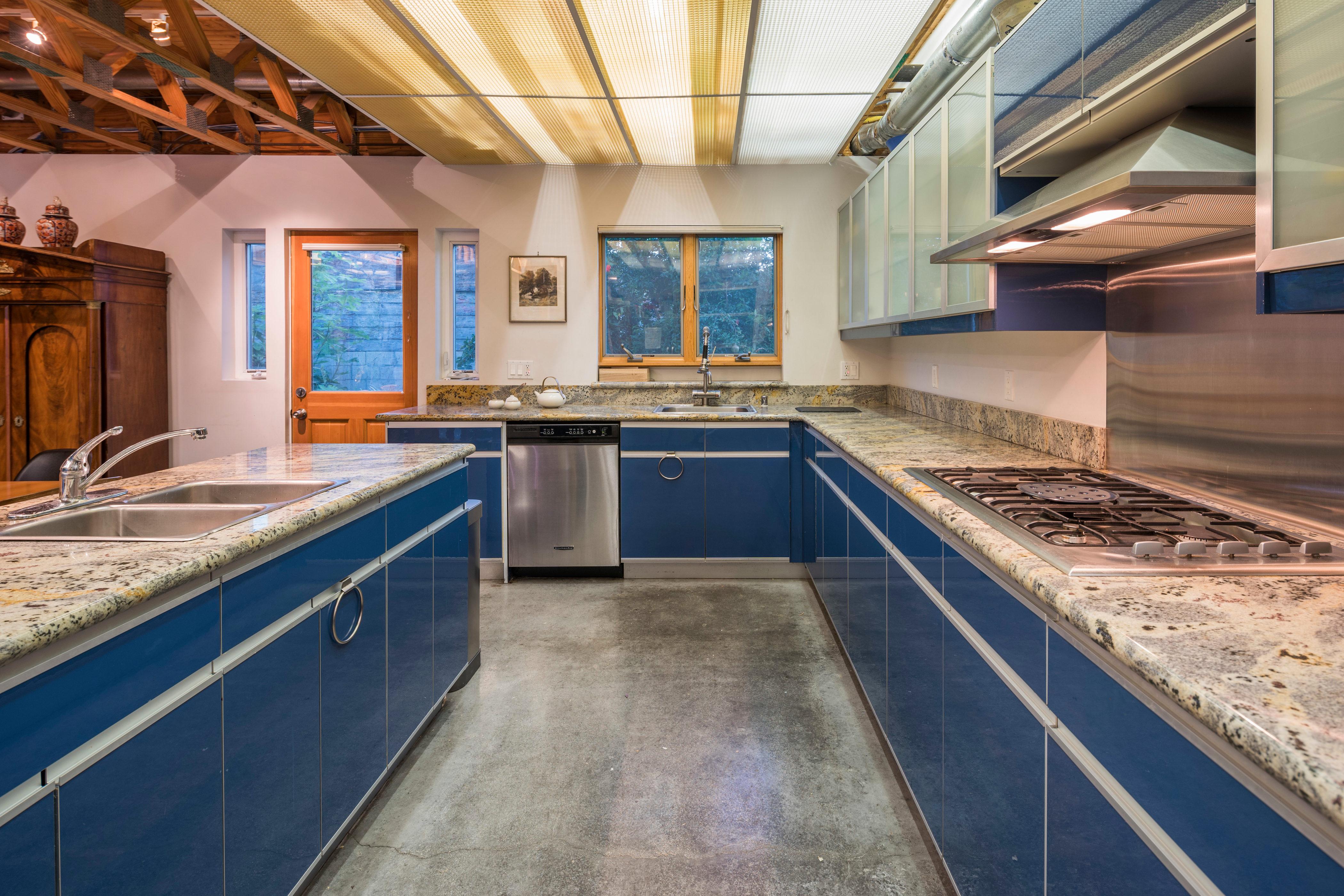wild loft style residences in sawtelle seeking 2 7m curbed la kitchen