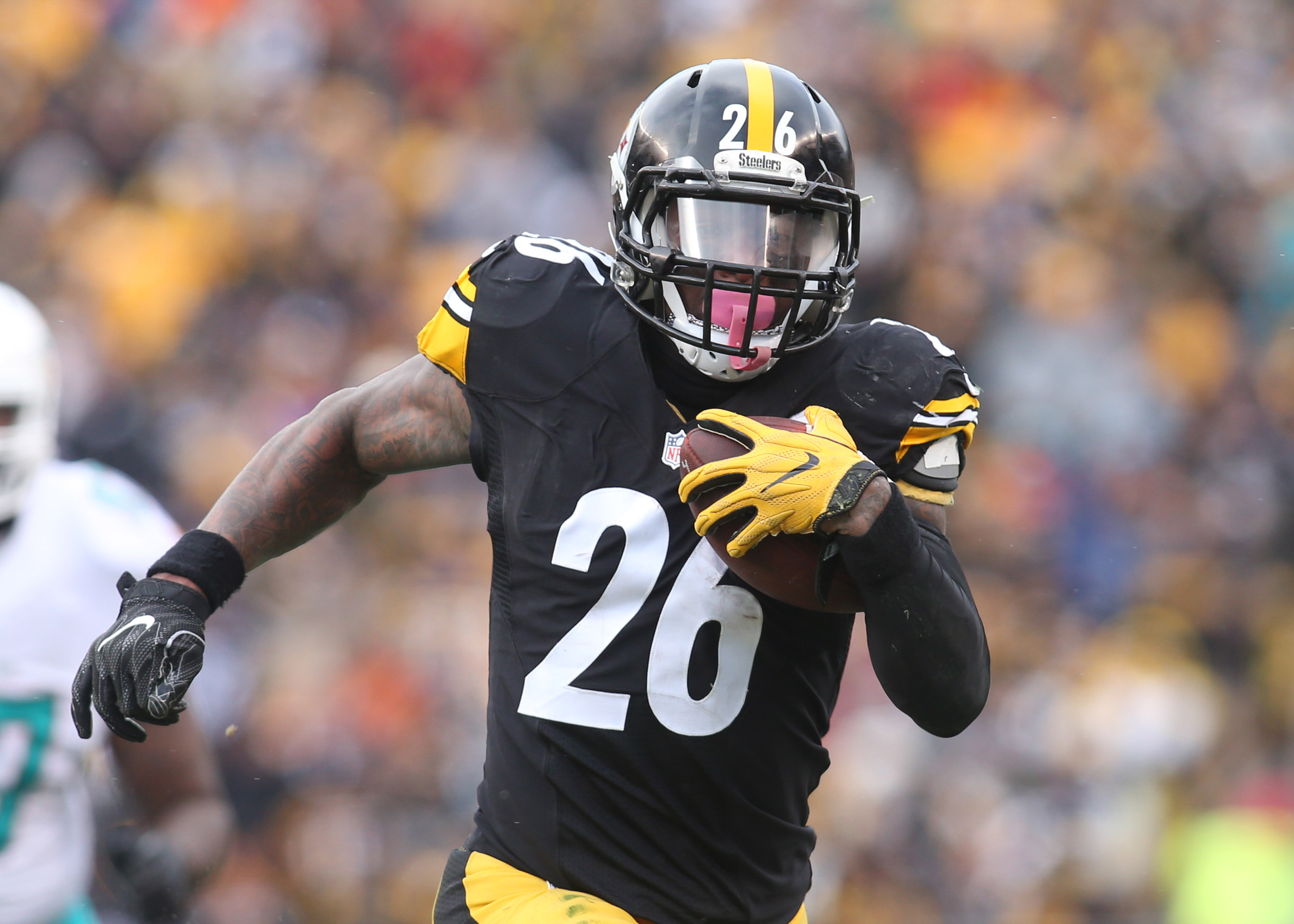 Le Veon Bell ends holdout and rejoins Steelers SBNation