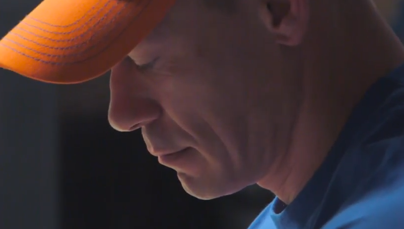 John Cena Breaks Down in Tears After Surprise From Fans