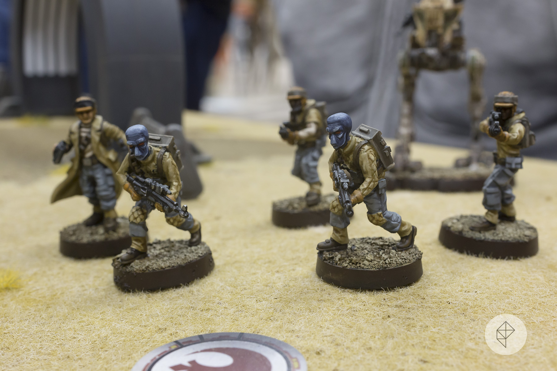 Star Wars: Legion is a starter set, not a complete tabletop