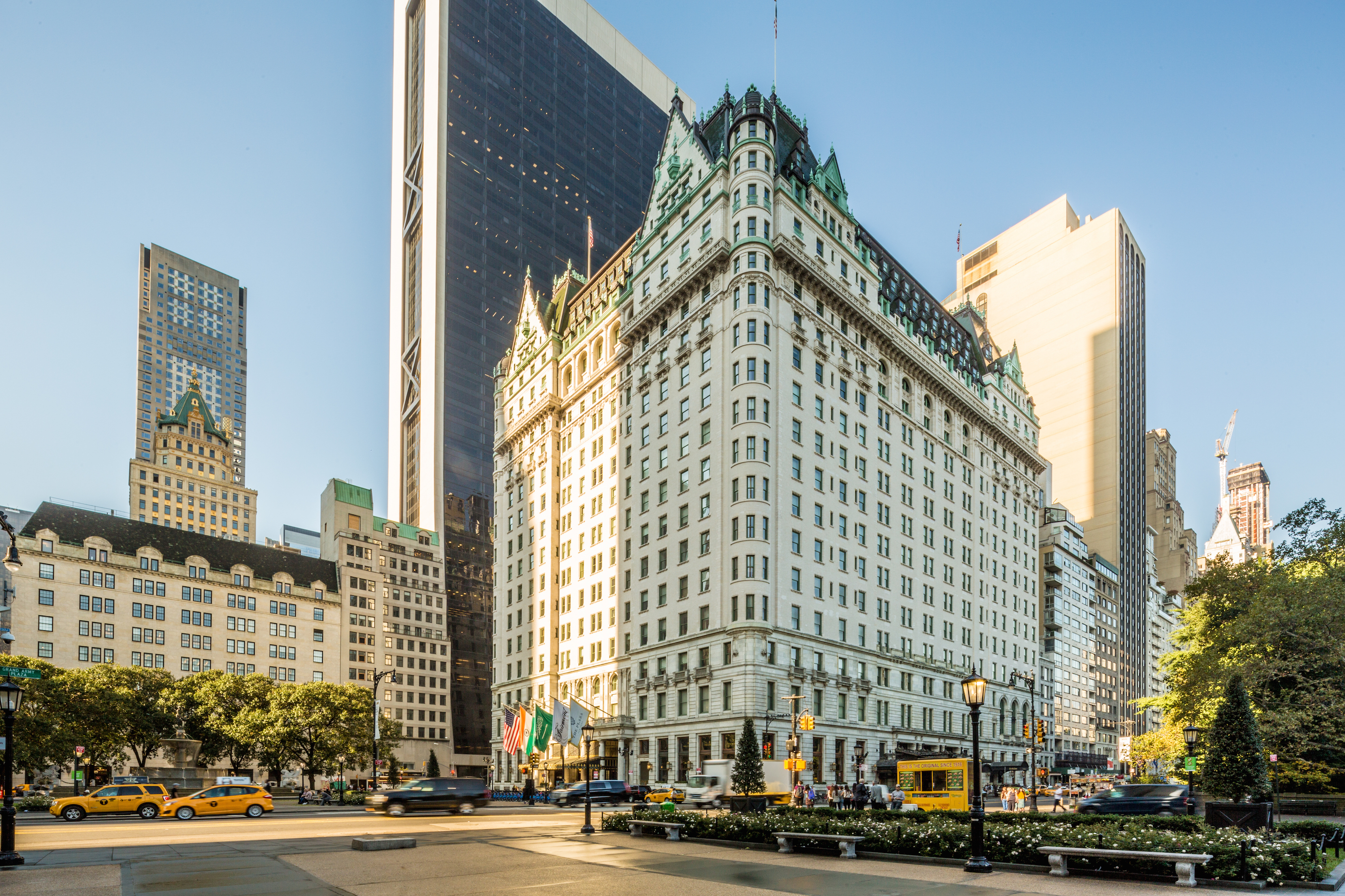 Who Owns The Plaza Hotel In New York