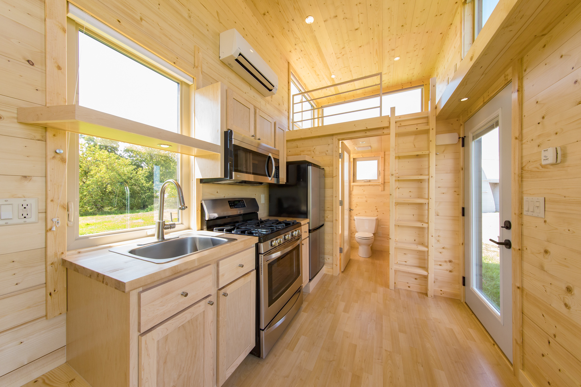 new tiny house is like living in a double decker bus curbed