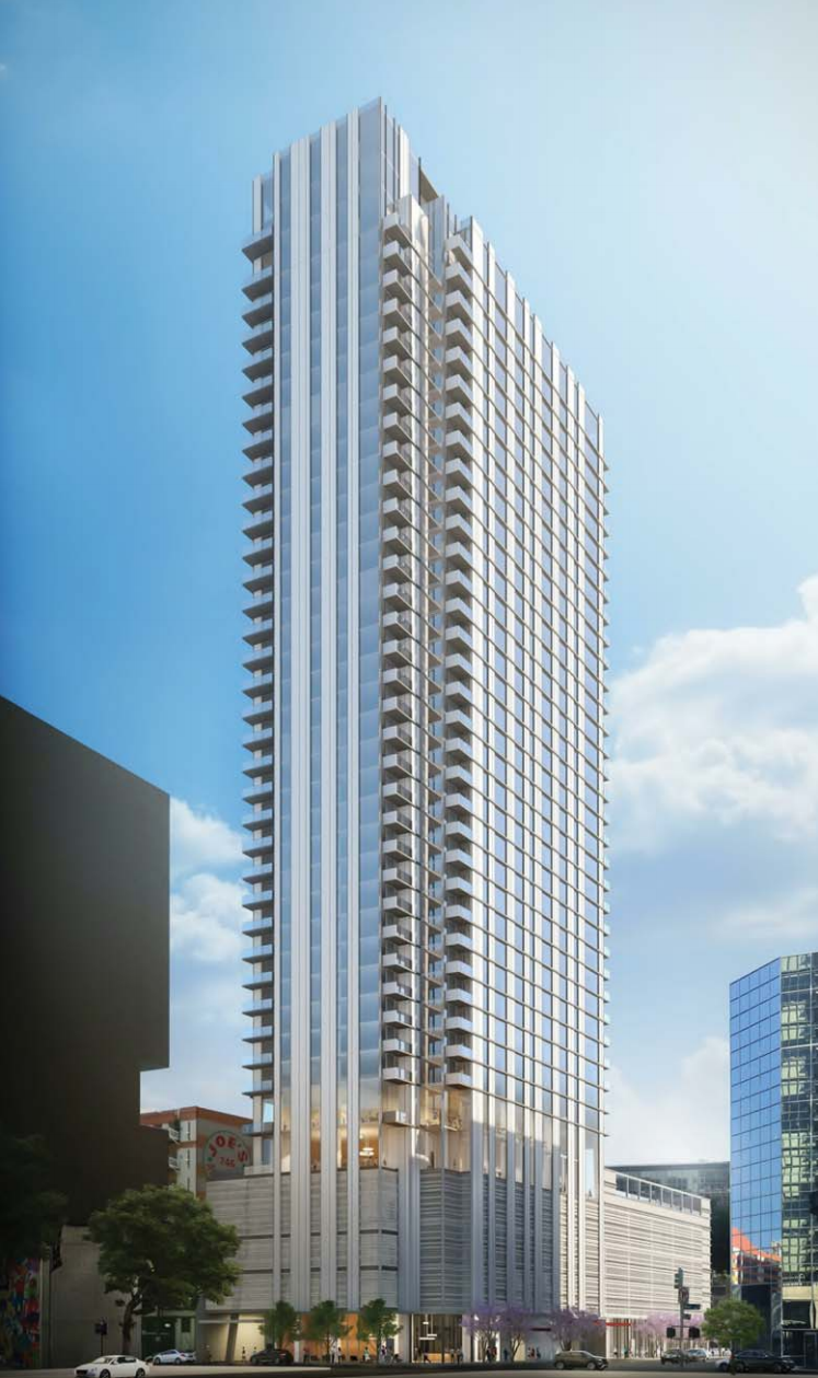 39-story Downtown tower could start construction in 2019