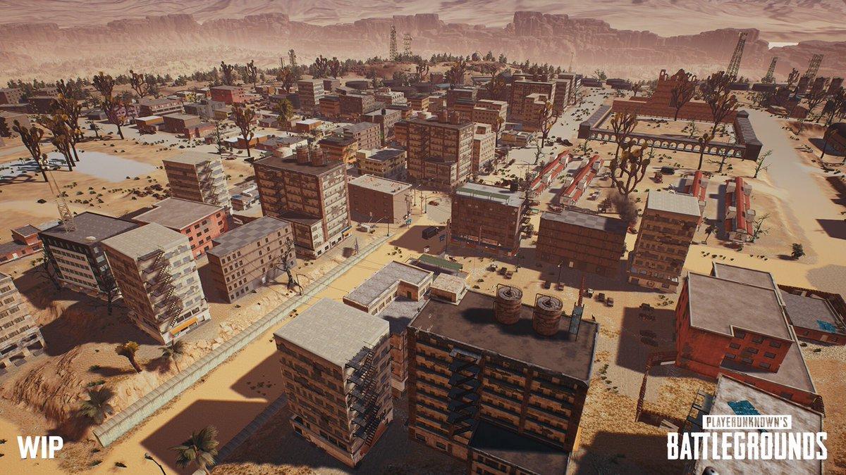 PUBG's Next Map Will Feature A Dense, Urban Jungle