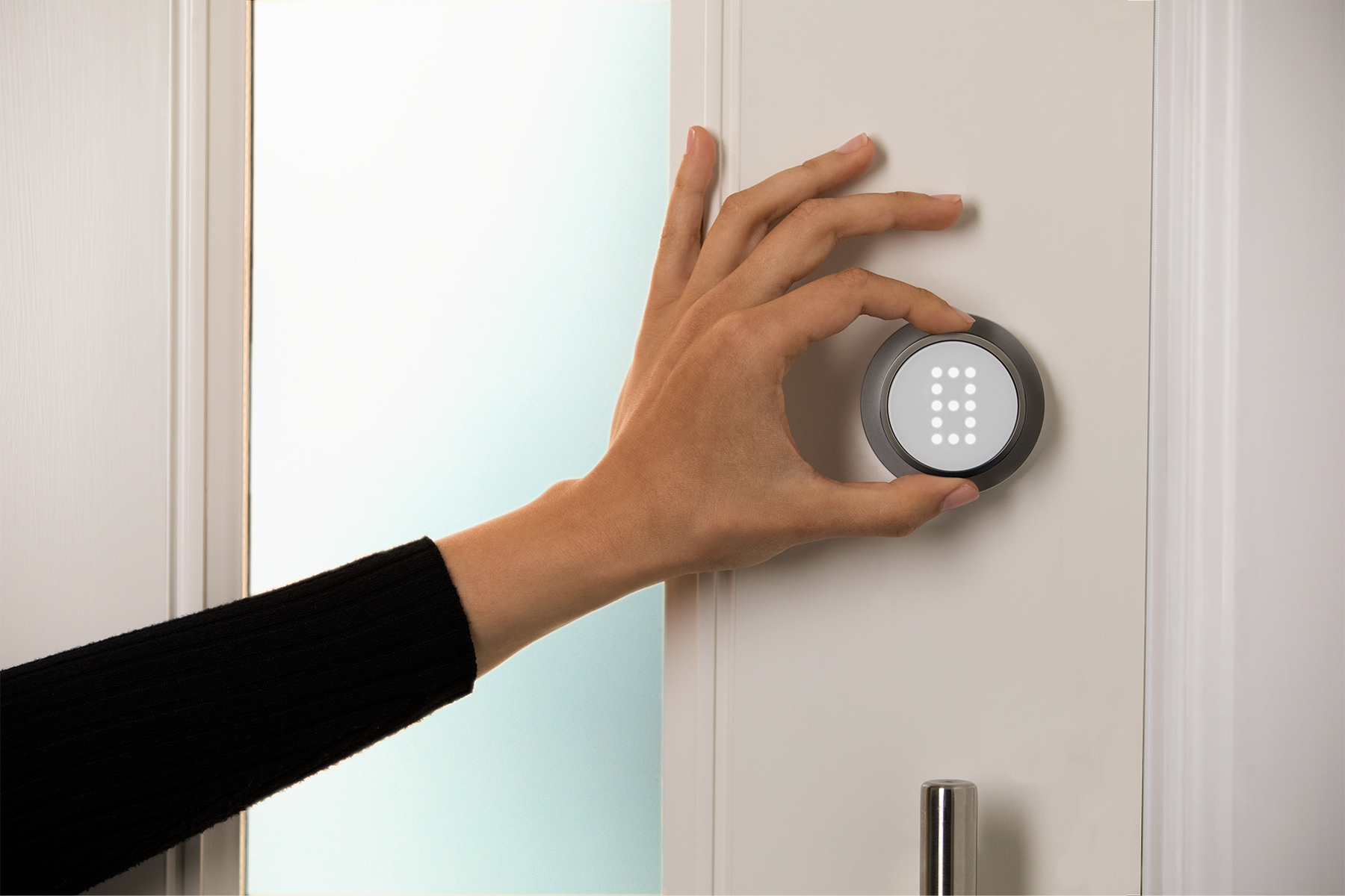 Otto May Be The Smallest Smart Lock Out There And The