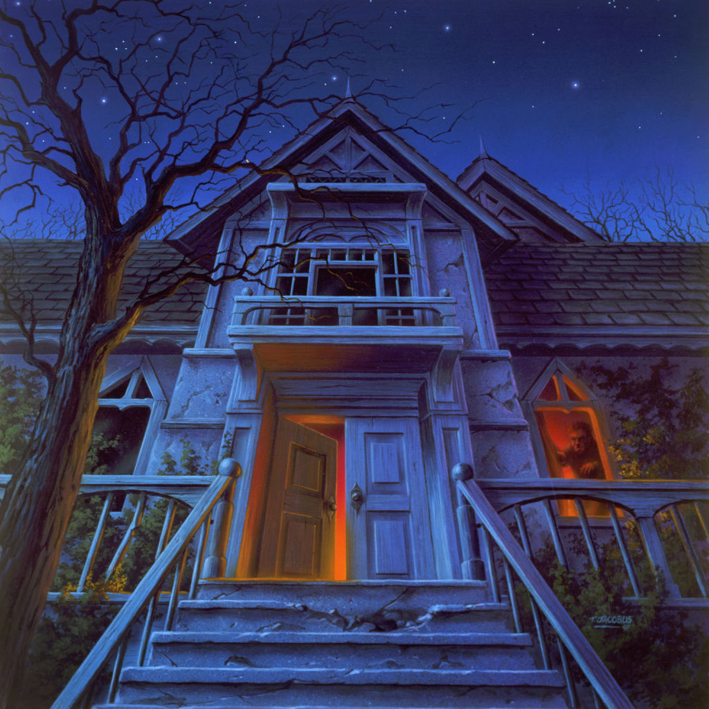 Goosebumps 39 covers owe their weirdness to one hardworking for Classic house 1992