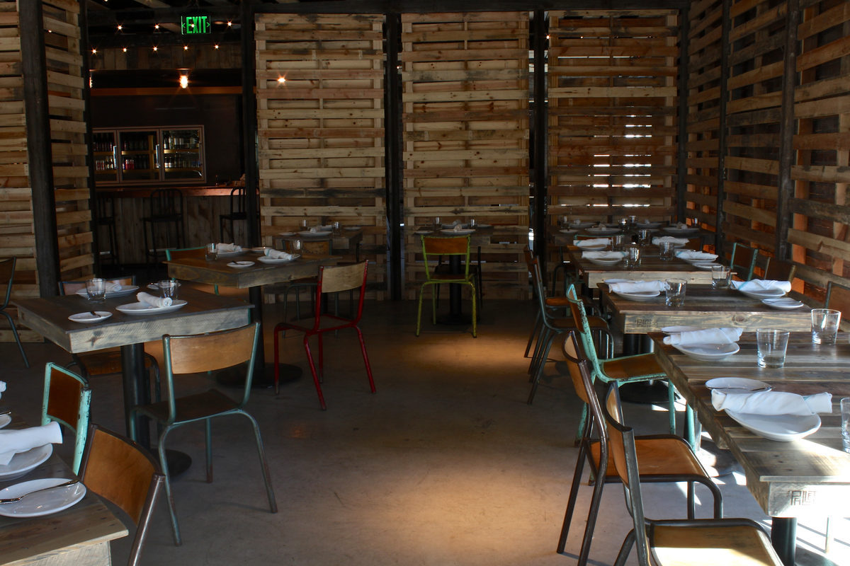 From concept to opening night with rode architects eater