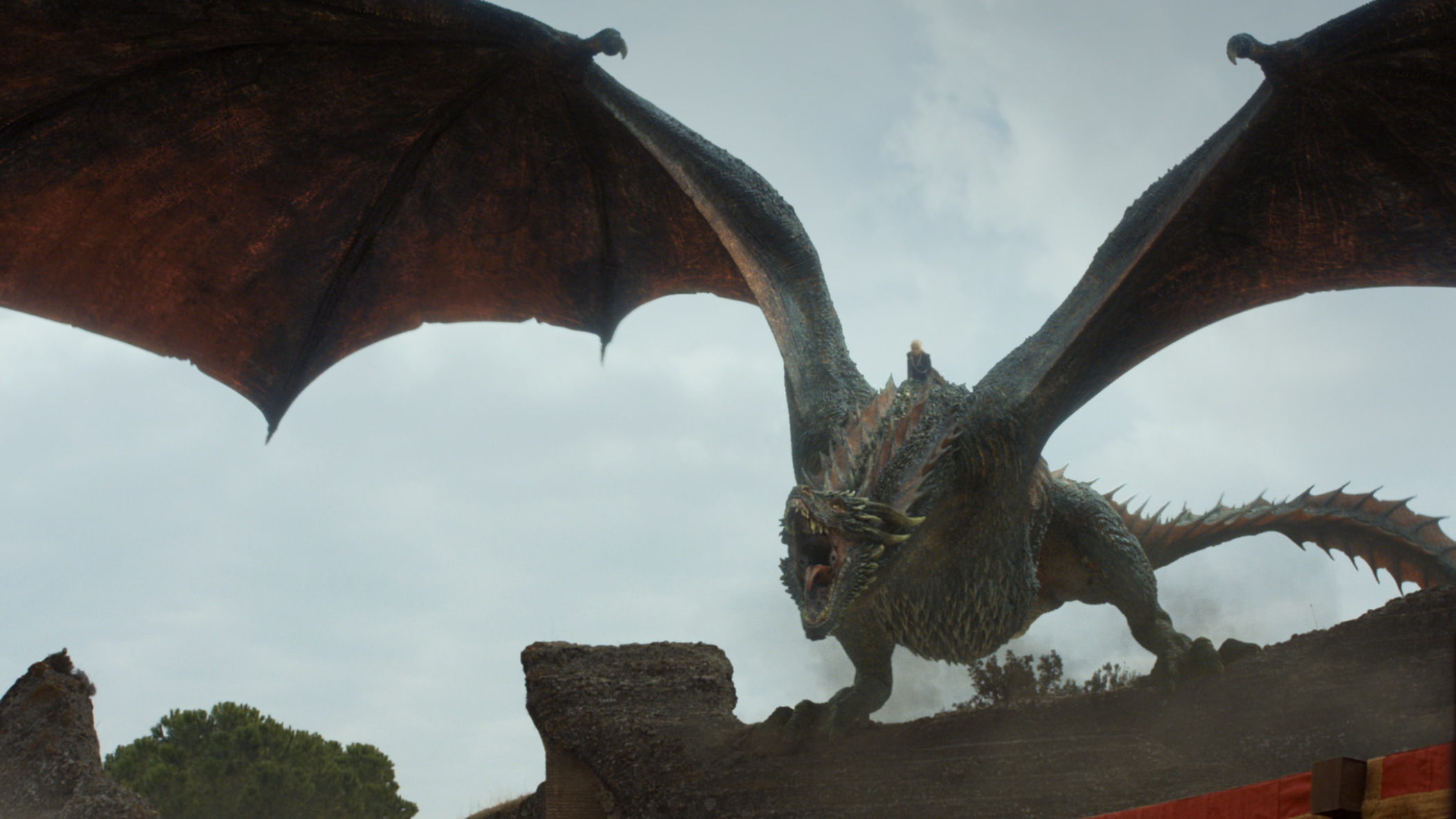 Dragons game of thrones colors - Game Of Thrones Always Work In A Picture Of A Dragon It S Just Good Form Hbo