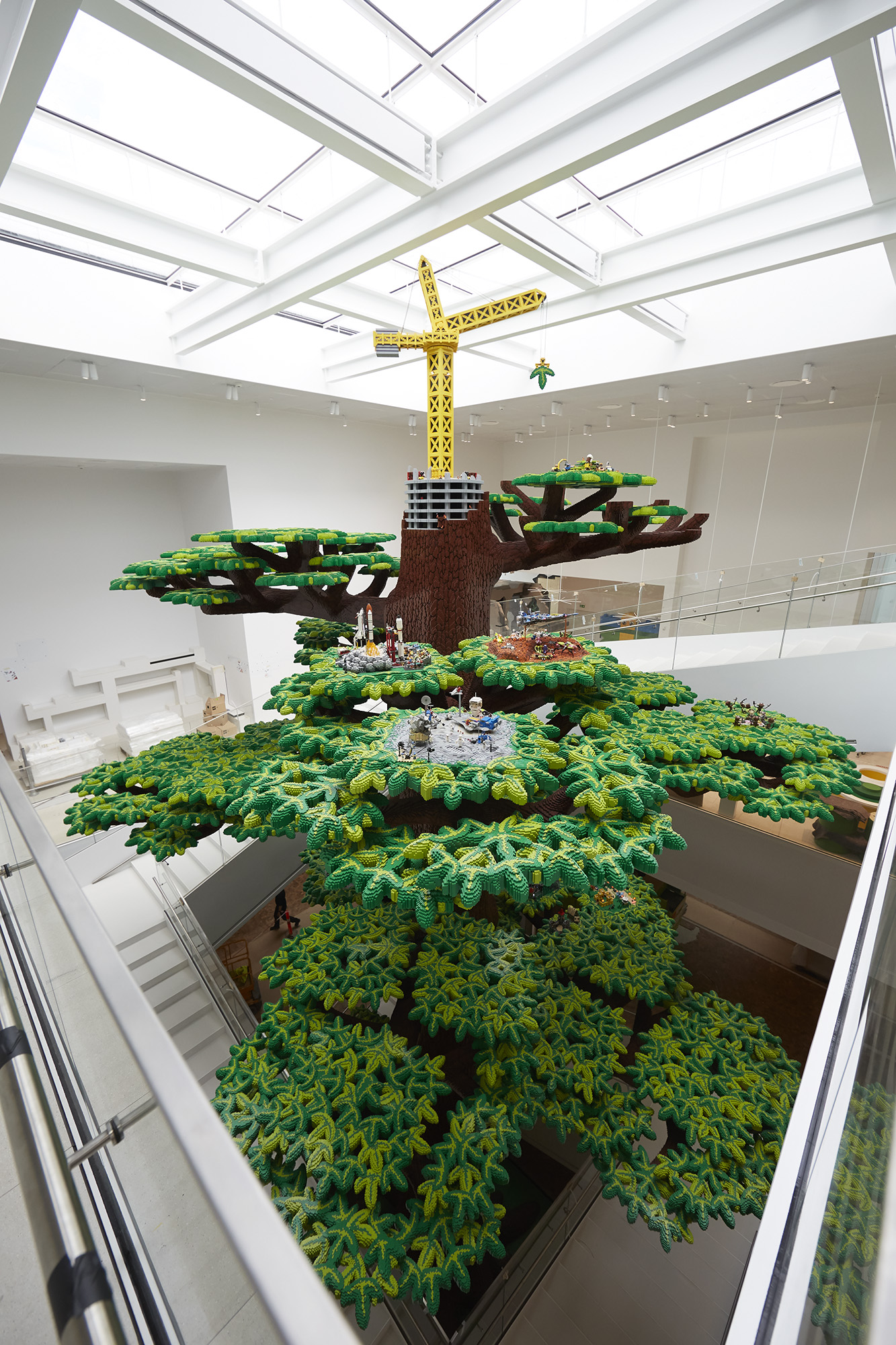 Lego House' designed by Bjarke Ingels will open in September - Curbed