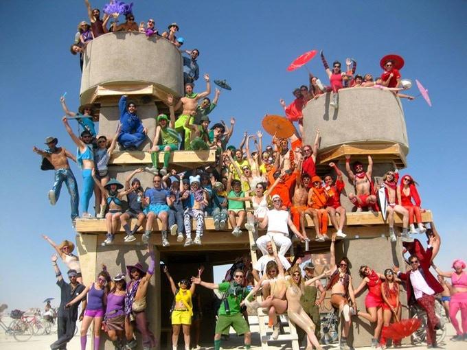 Burning Man  Food Permit