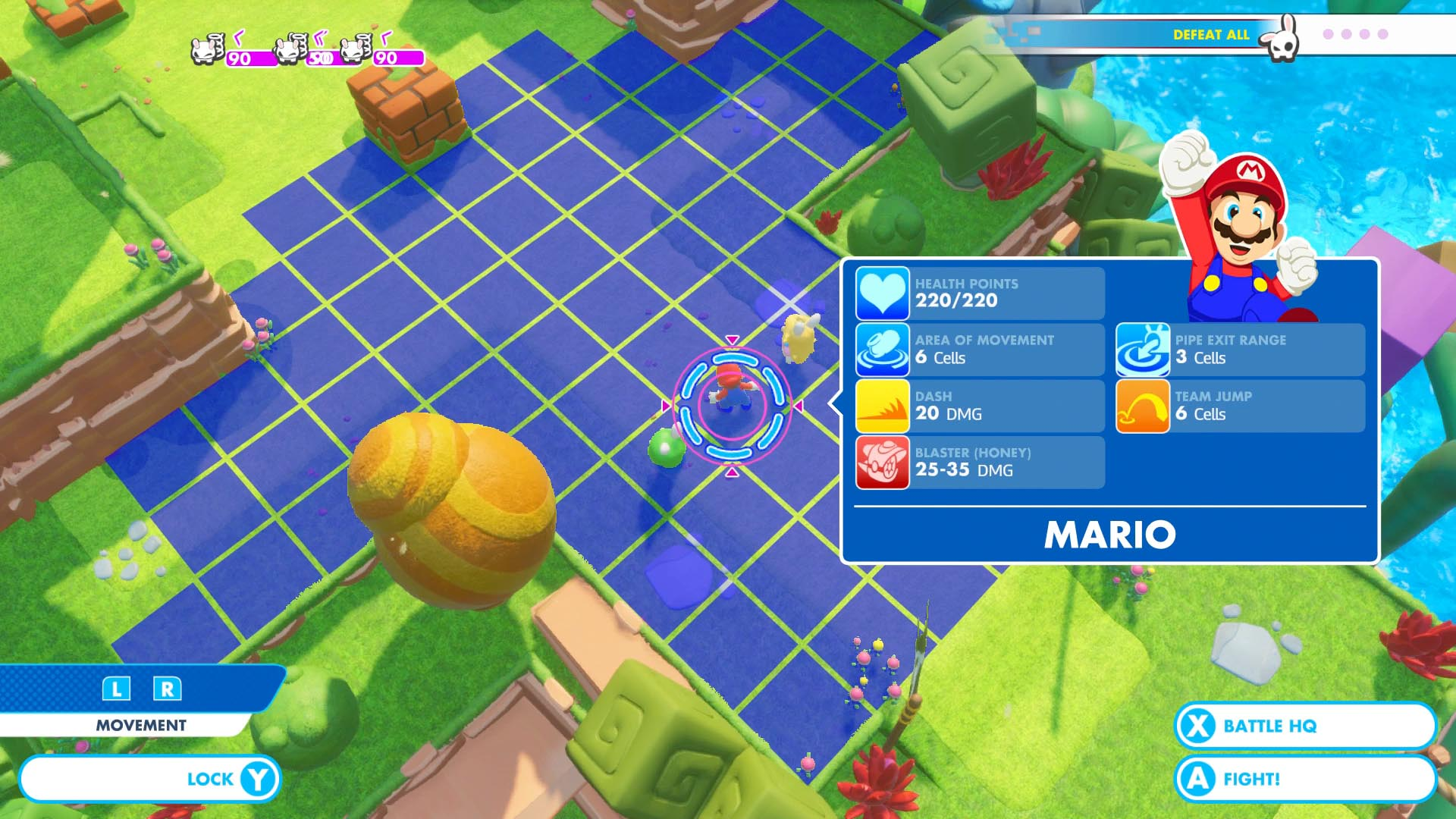 mario rabbids kingdom battle guide our best tips for a