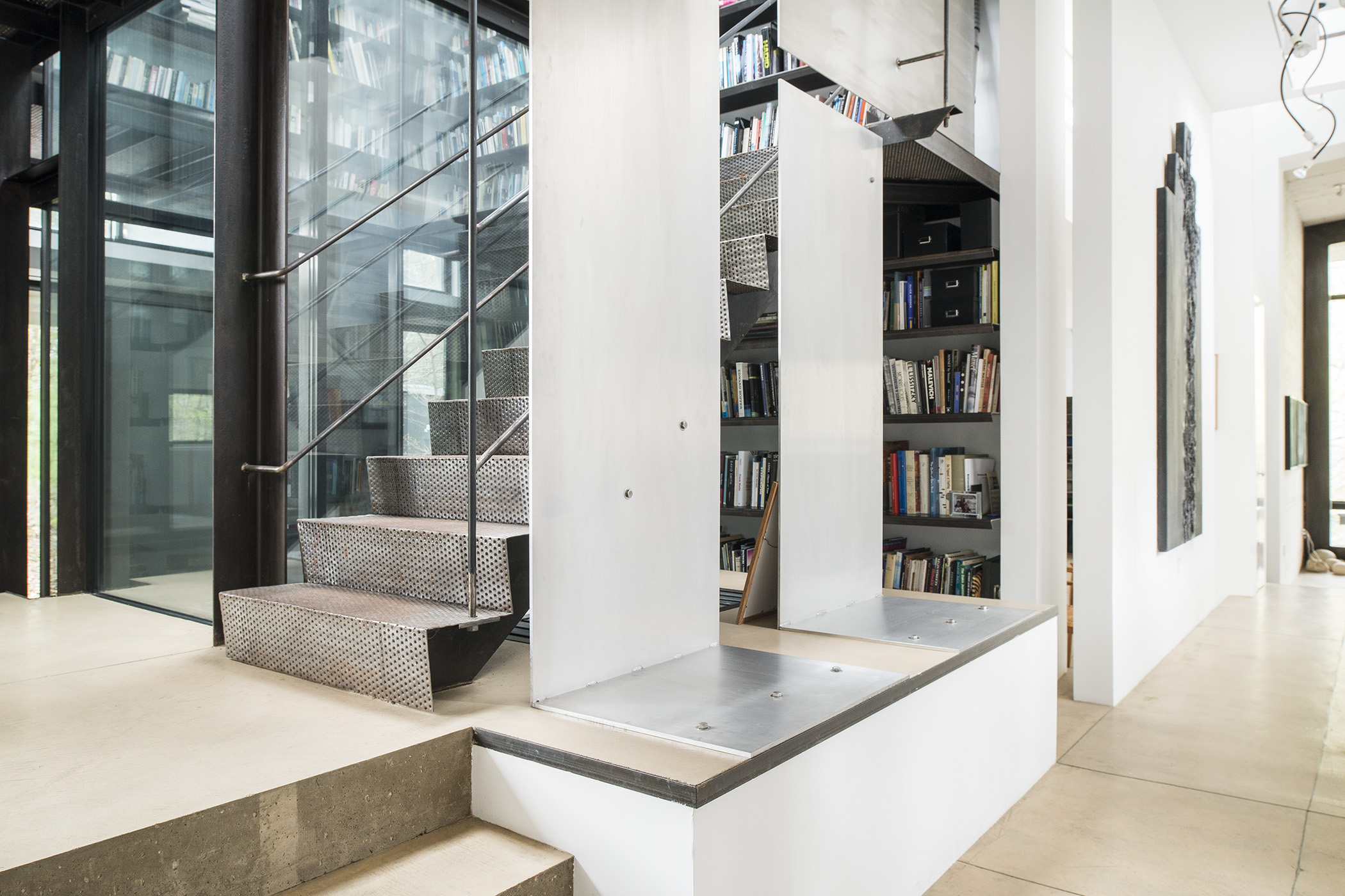 award-winning concrete home in maine asks $2m - curbed