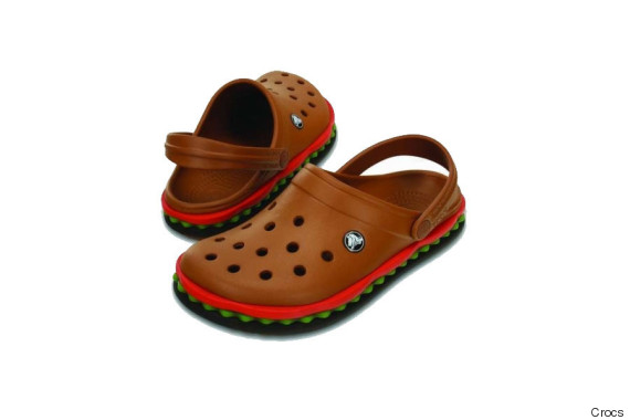 These are the must have shoes for serious food obsessives for Cuisine 0 crocs