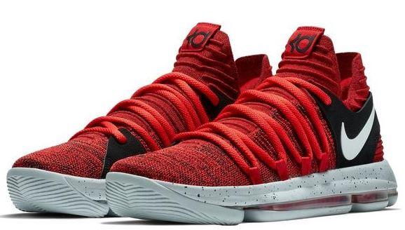 Kdx Red Velvet Shoes