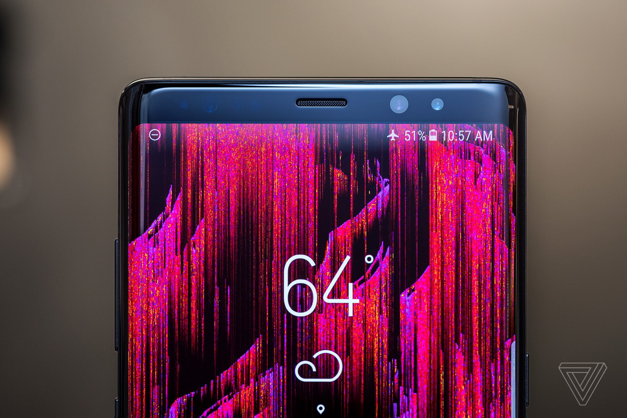 Samsung Galaxy Note 8 Review One For The Fans The Verge