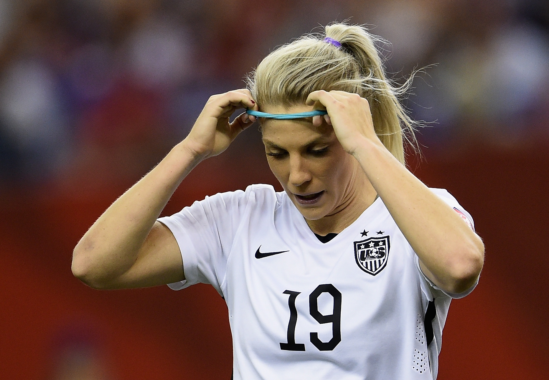 Minute Key Near Me >> The Evolution of Julie Ertz - Hot Time In Old Town