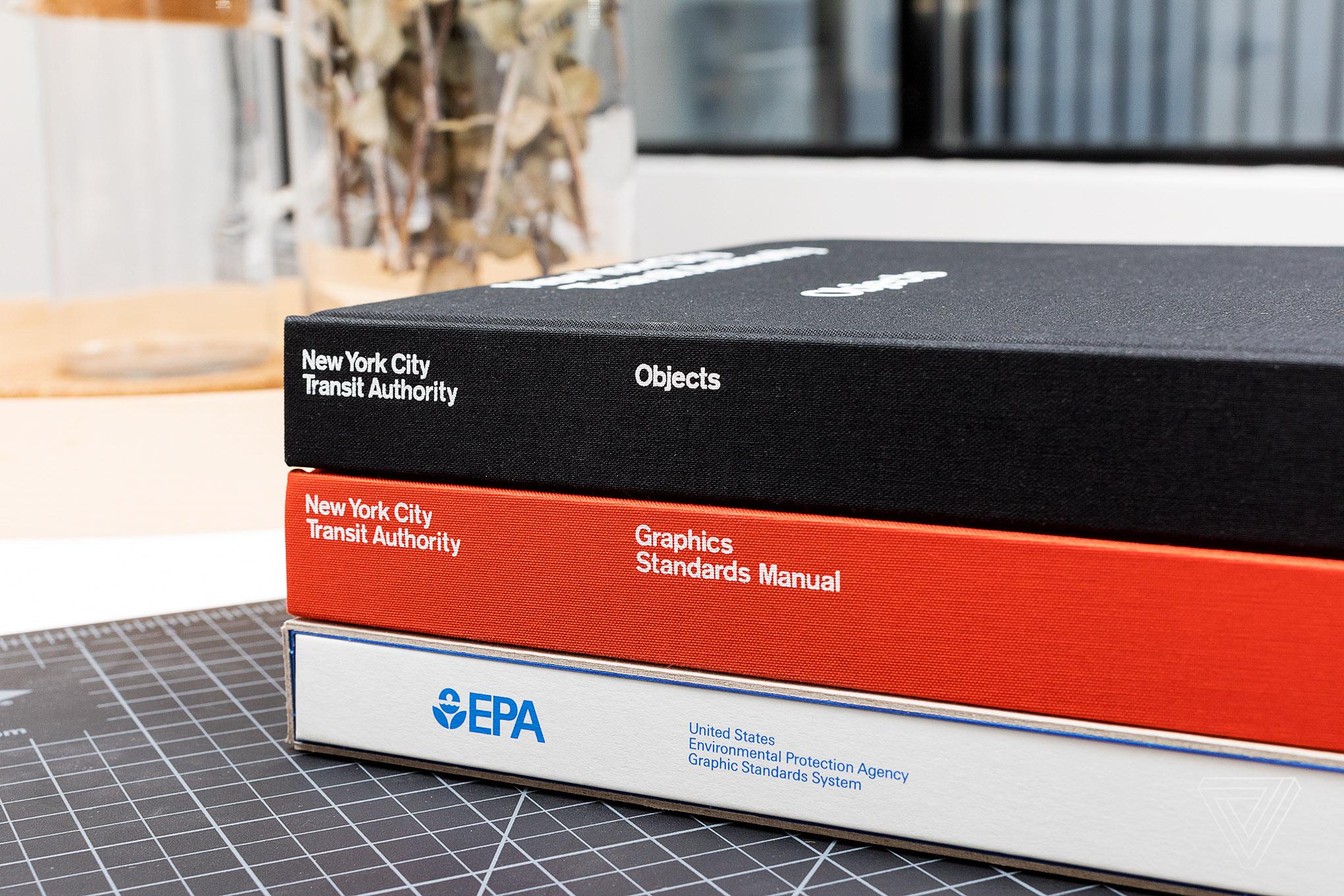 Standards Manual Graphic Design Bookstore