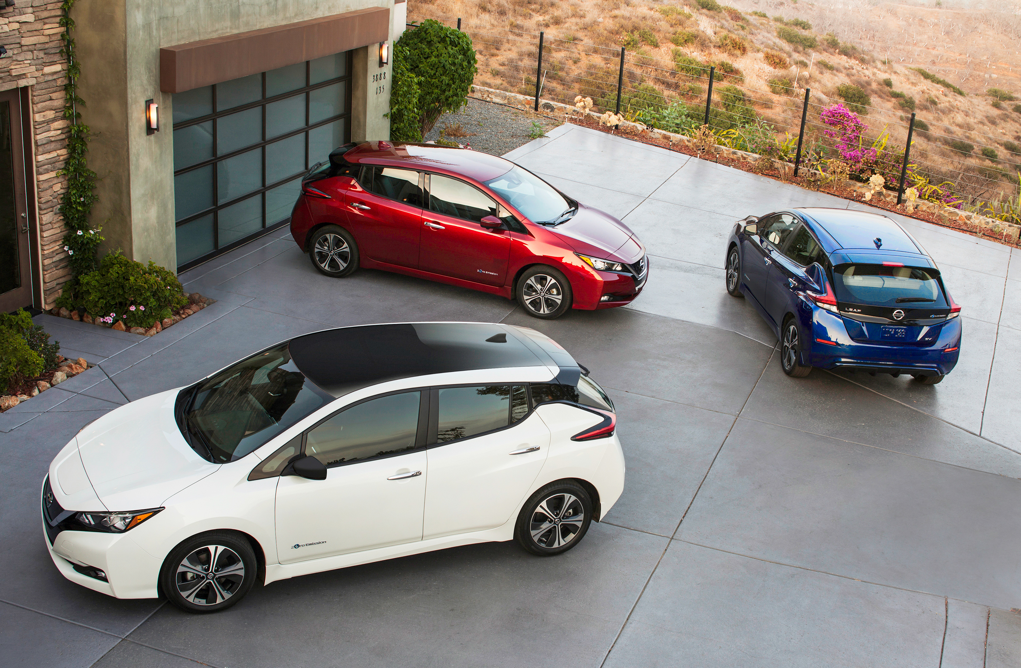 This Is The New Nissan Leaf The Verge
