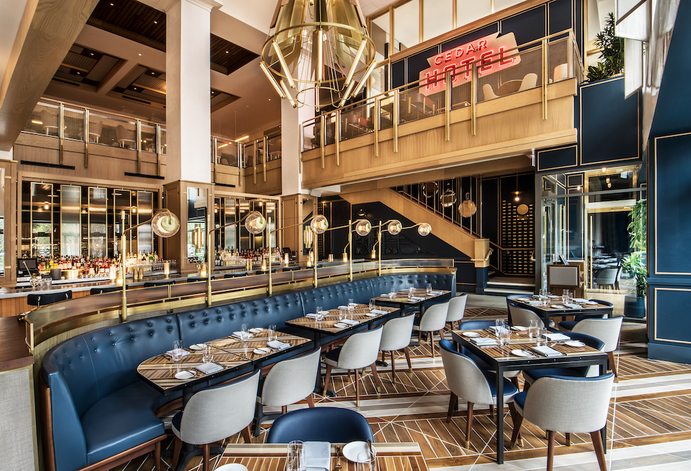 Tour boka s ritzy new gold coast restaurant now open