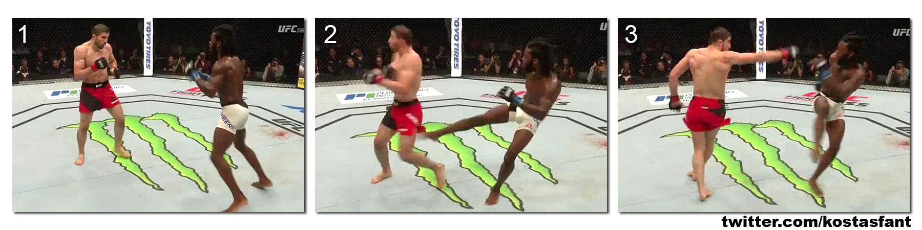 Rustam Khabilov vs. Desmond Green