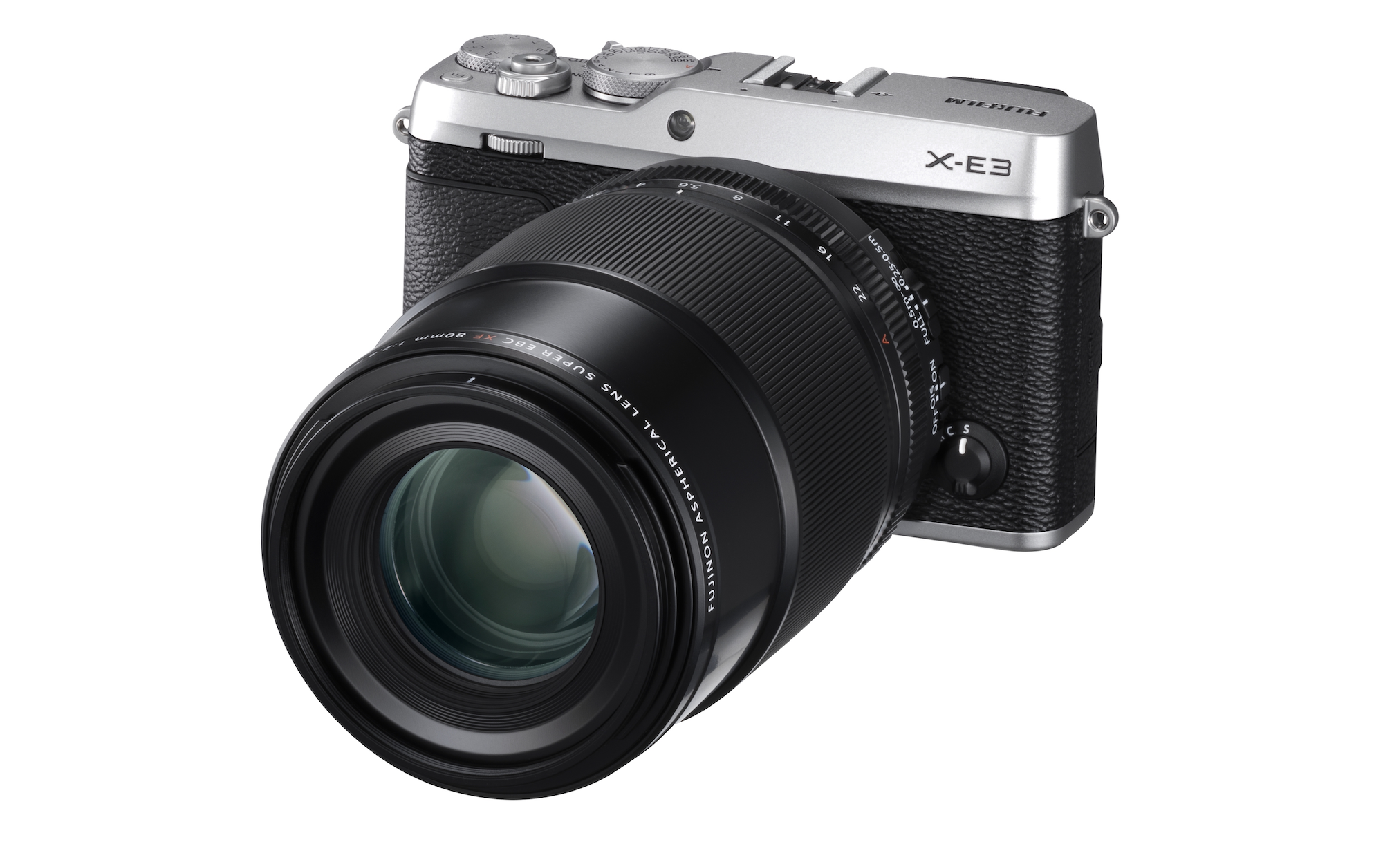 Fujifilm X-E3 Rangefinder Mirrorless Compact Camera Announced