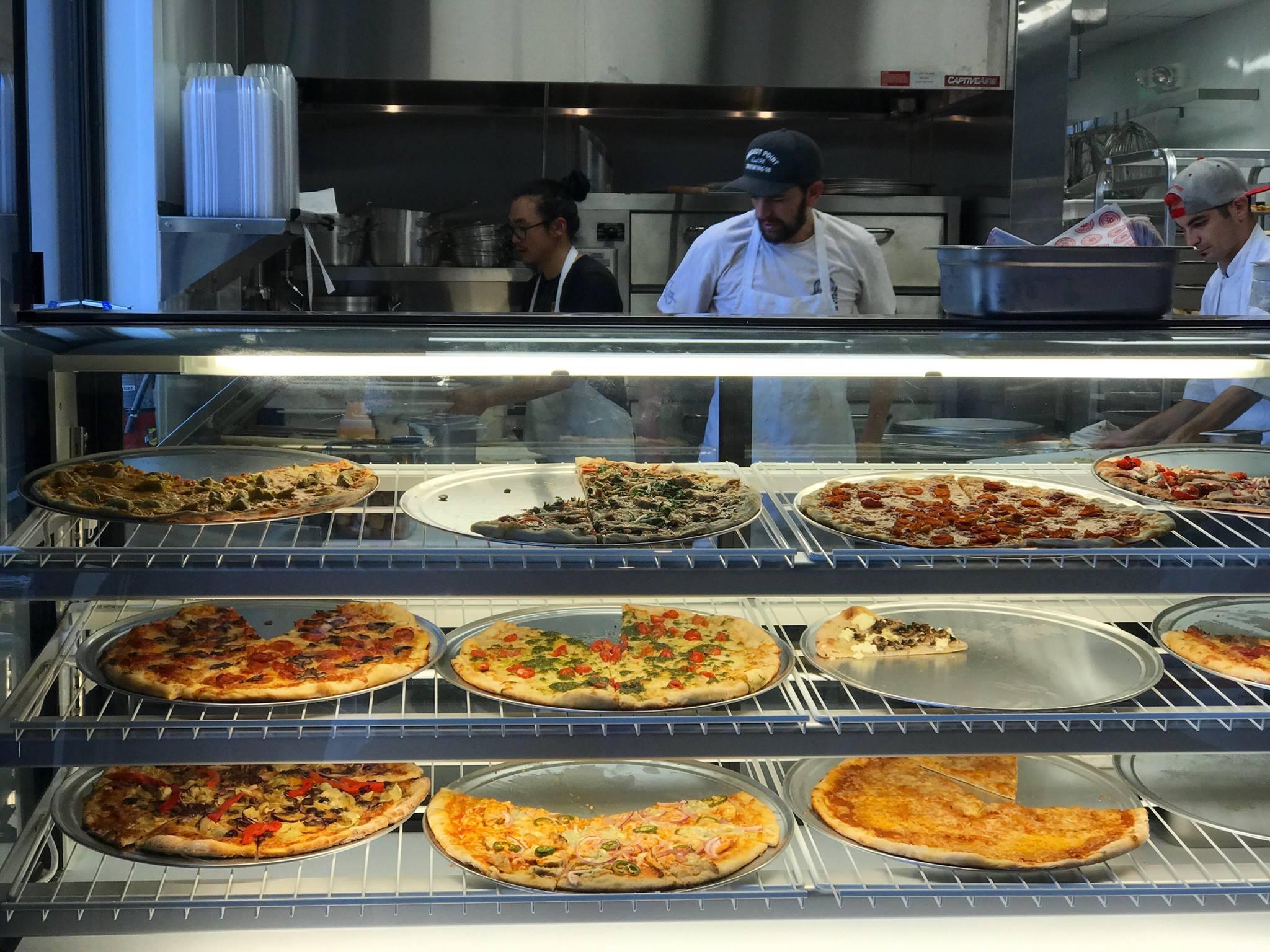 Ballast point adds pizza kitchen to scripps ranch brewery for Antique thai cuisine san diego
