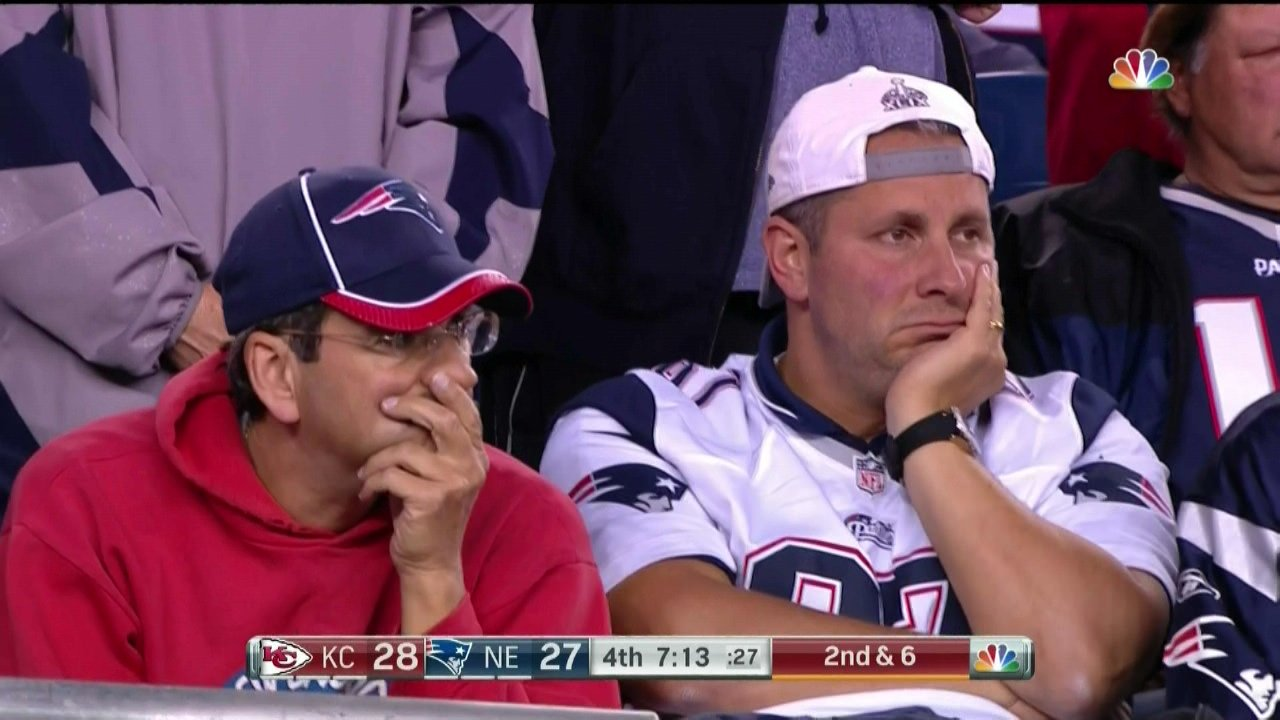 sadpats3 patriots vs chiefs new england's loss should be the end of 28 3
