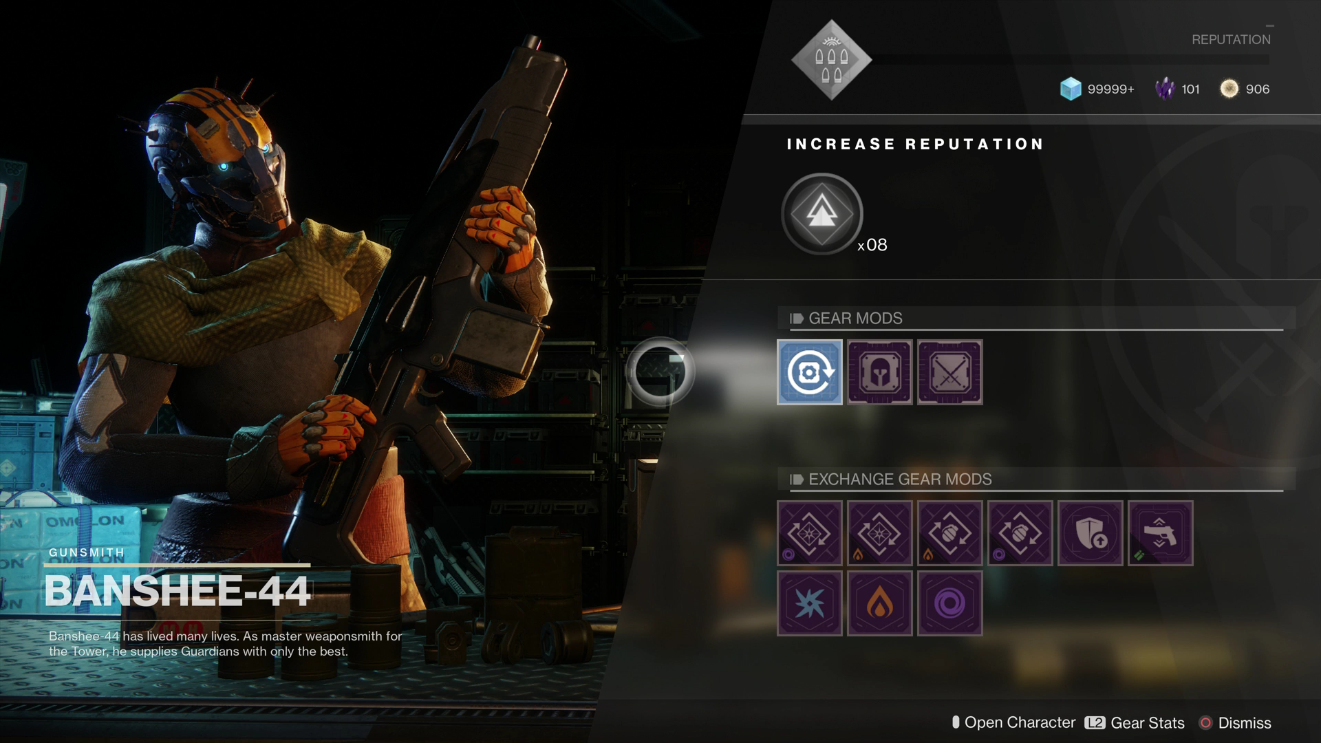 Destiny Vendors Guide Where To Find Them What They Sell And - 2