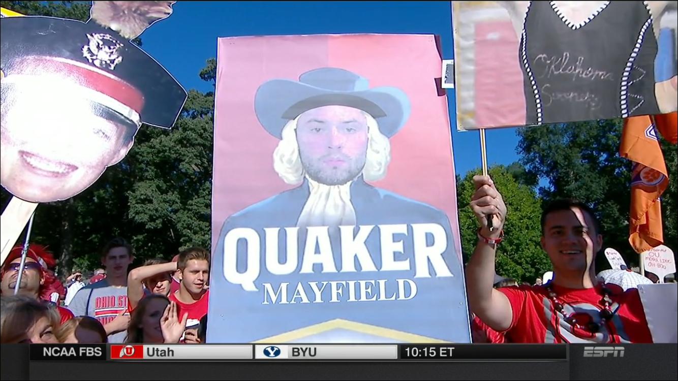 ESPN College GameDay returning to Louisville