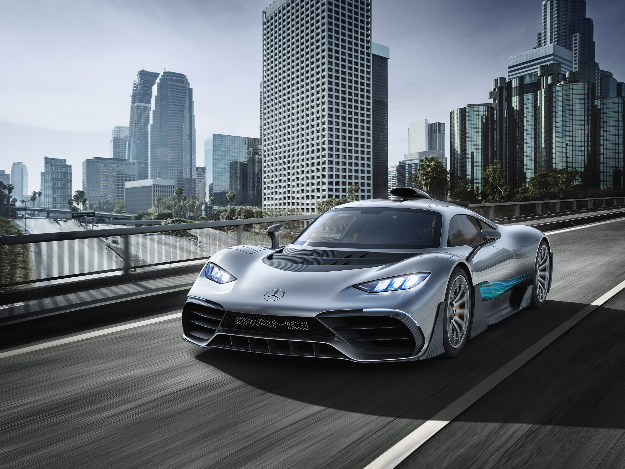 The Mercedes Amg Project One Showcar Will Make Your Dreams Come