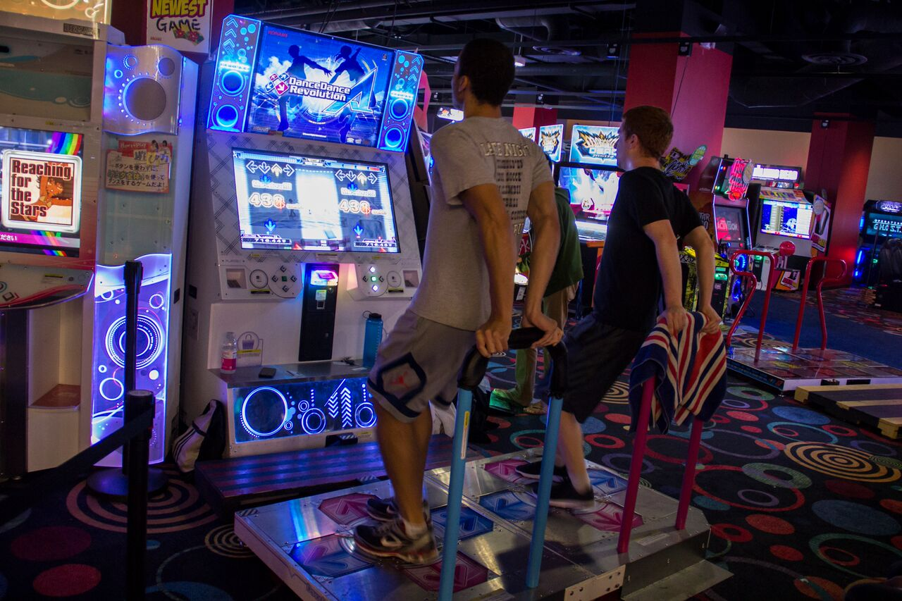 List Of Synonyms And Antonyms Of The Word Ddr Game