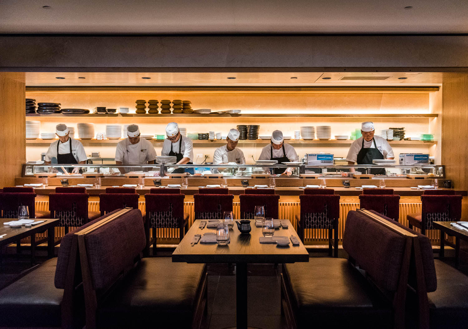 D c s debut nobu touts classic dishes promises more to