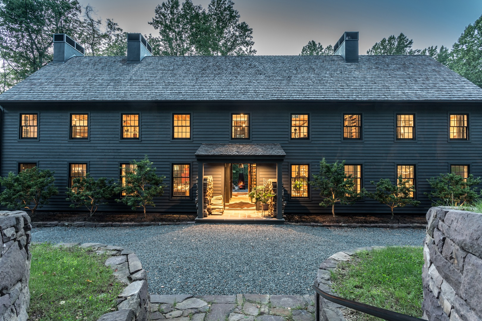 100 Prefab Modern Farmhouse Prefab Home Inhabitat