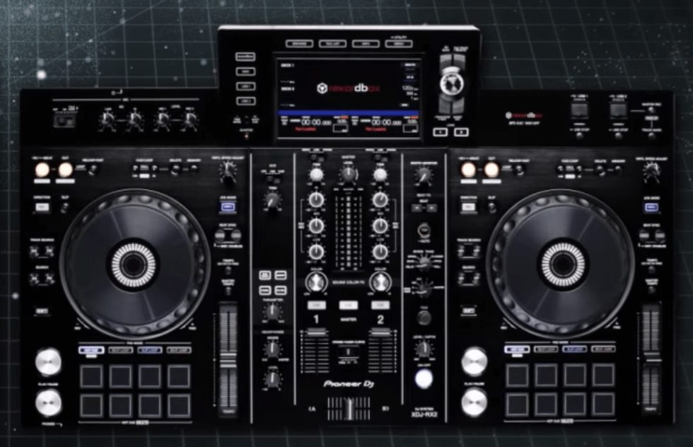 Pioneer Dj S New Controller Has Touch Strips And Even More