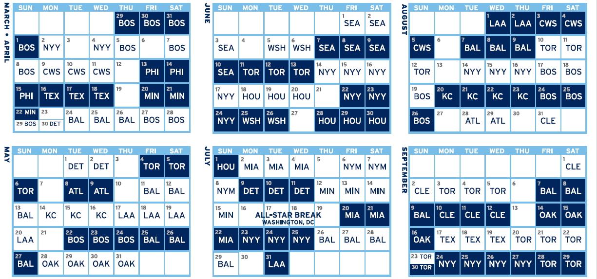 blue jays schedule 2018 pdf