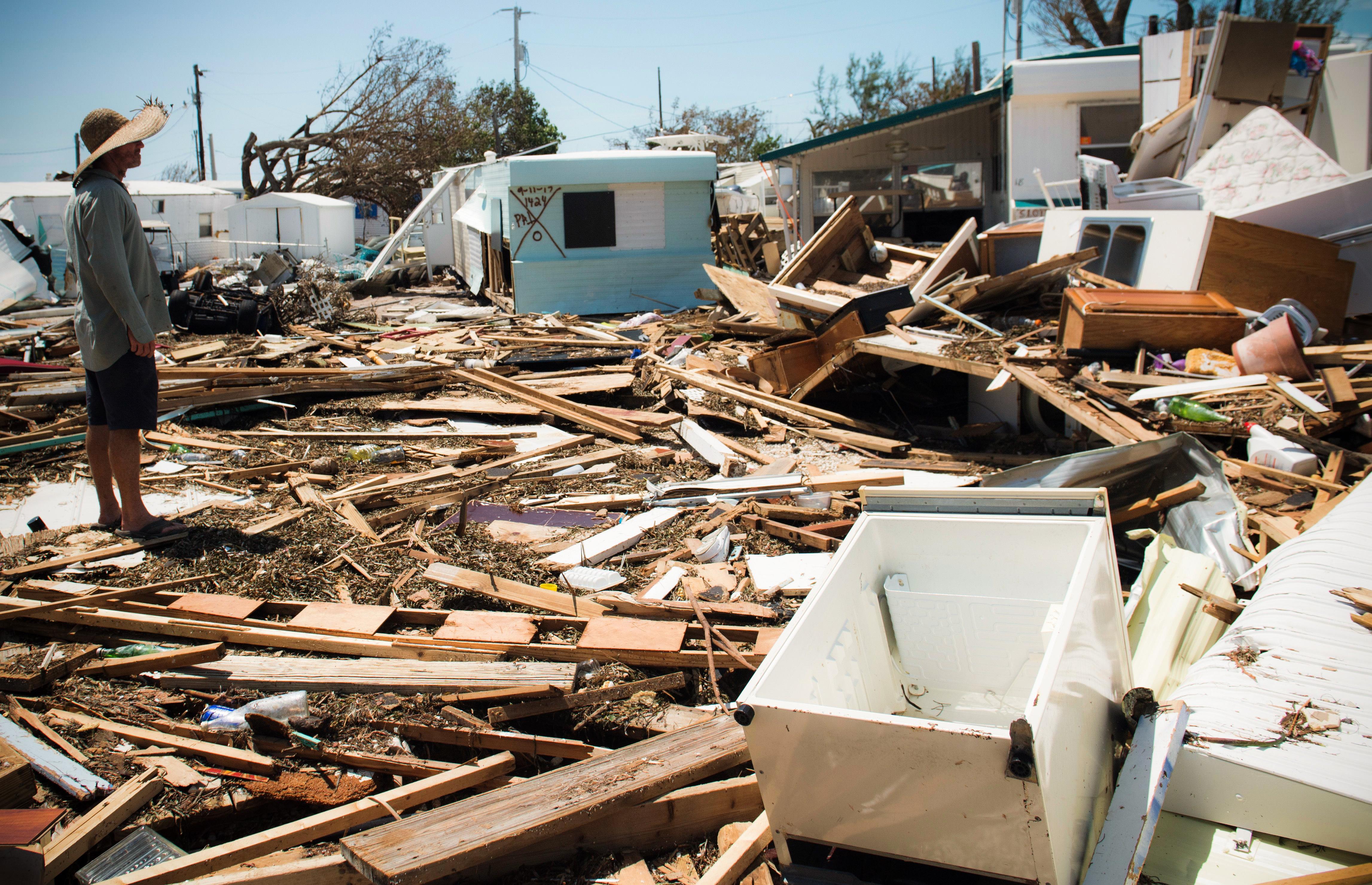 Photos Hurricane Irma S Pummeling Of Florida Vox