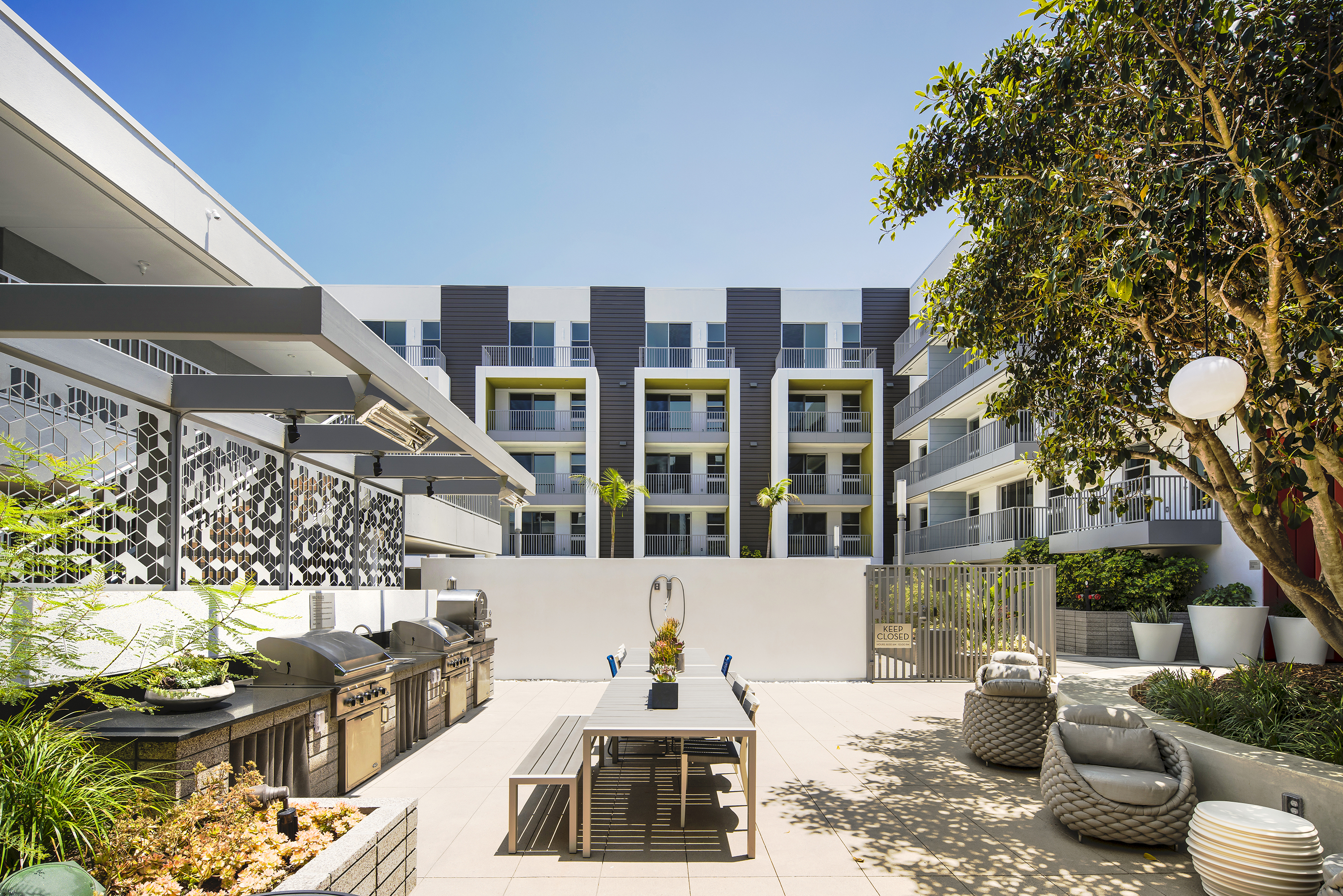 domain west hollywood pricing photos of the neighborhood s newest luxury apartments curbed la. Black Bedroom Furniture Sets. Home Design Ideas