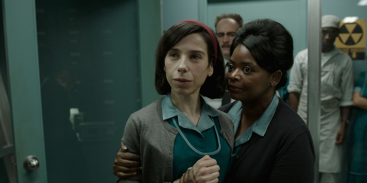 Octavia Spencer Stars in Guillermo del Toro's THE SHAPE OF WATER