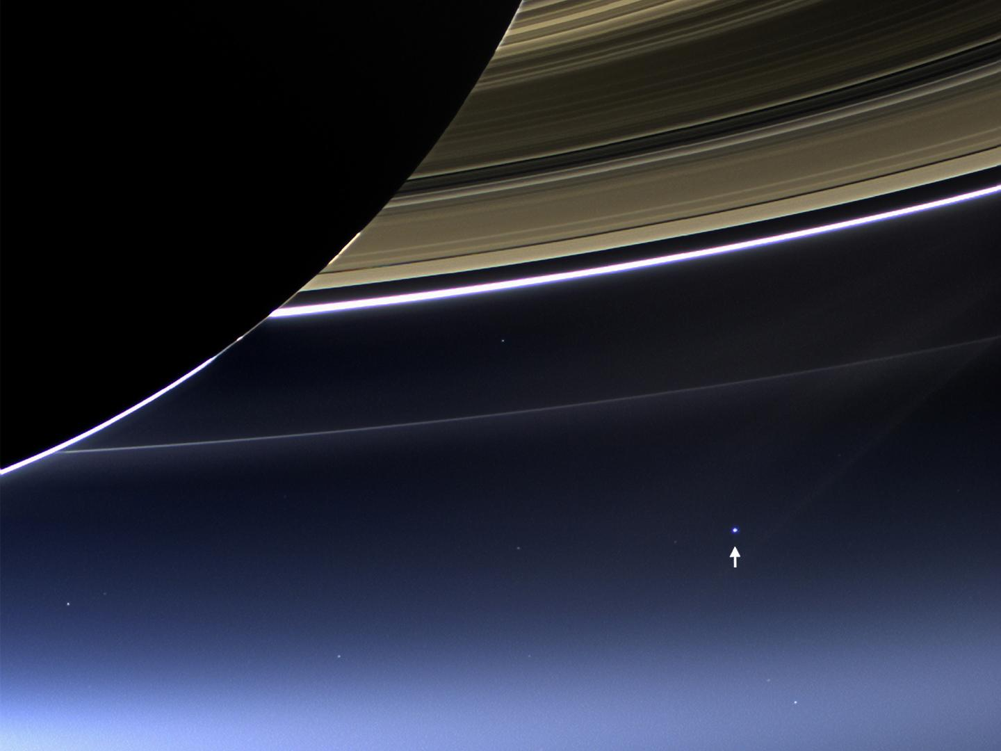Before NASA's Cassini flies into Saturn, take a look back ...