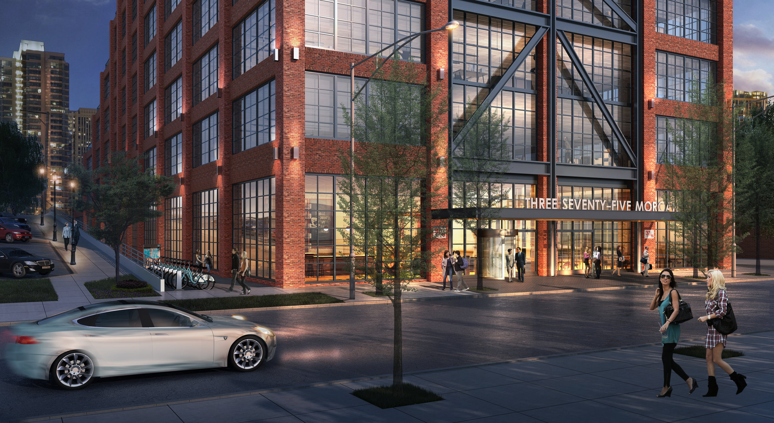 more office space coming to booming fulton market curbed chicago renderings of the project reveal what appears to be a warehouse inspired aesthetic a style which has dominated new development in the greater west loop area
