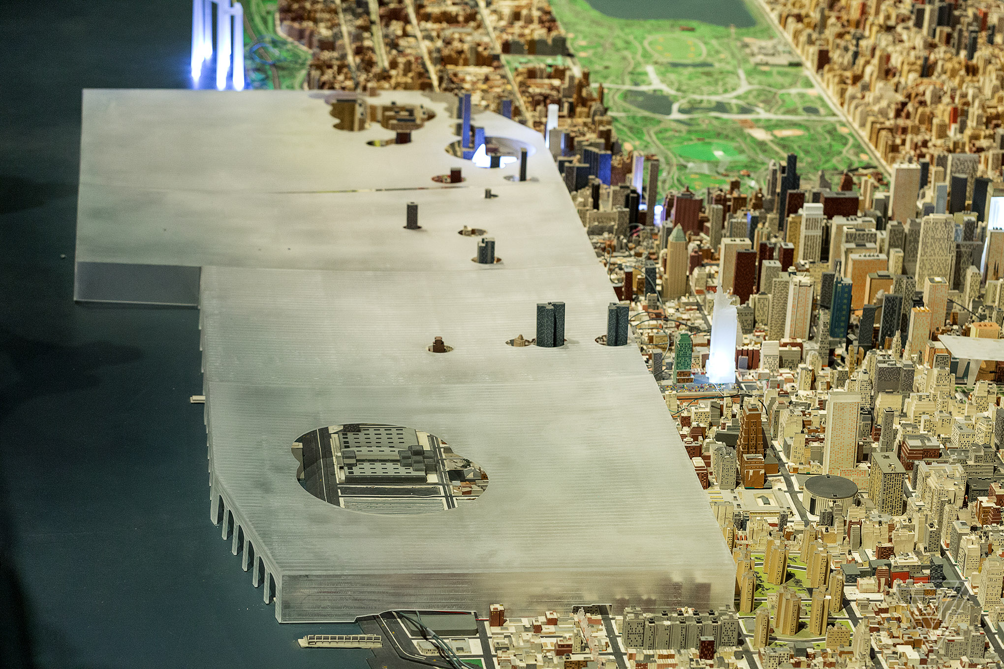 Never Built New York Looks At The Wild Ideas On The City S