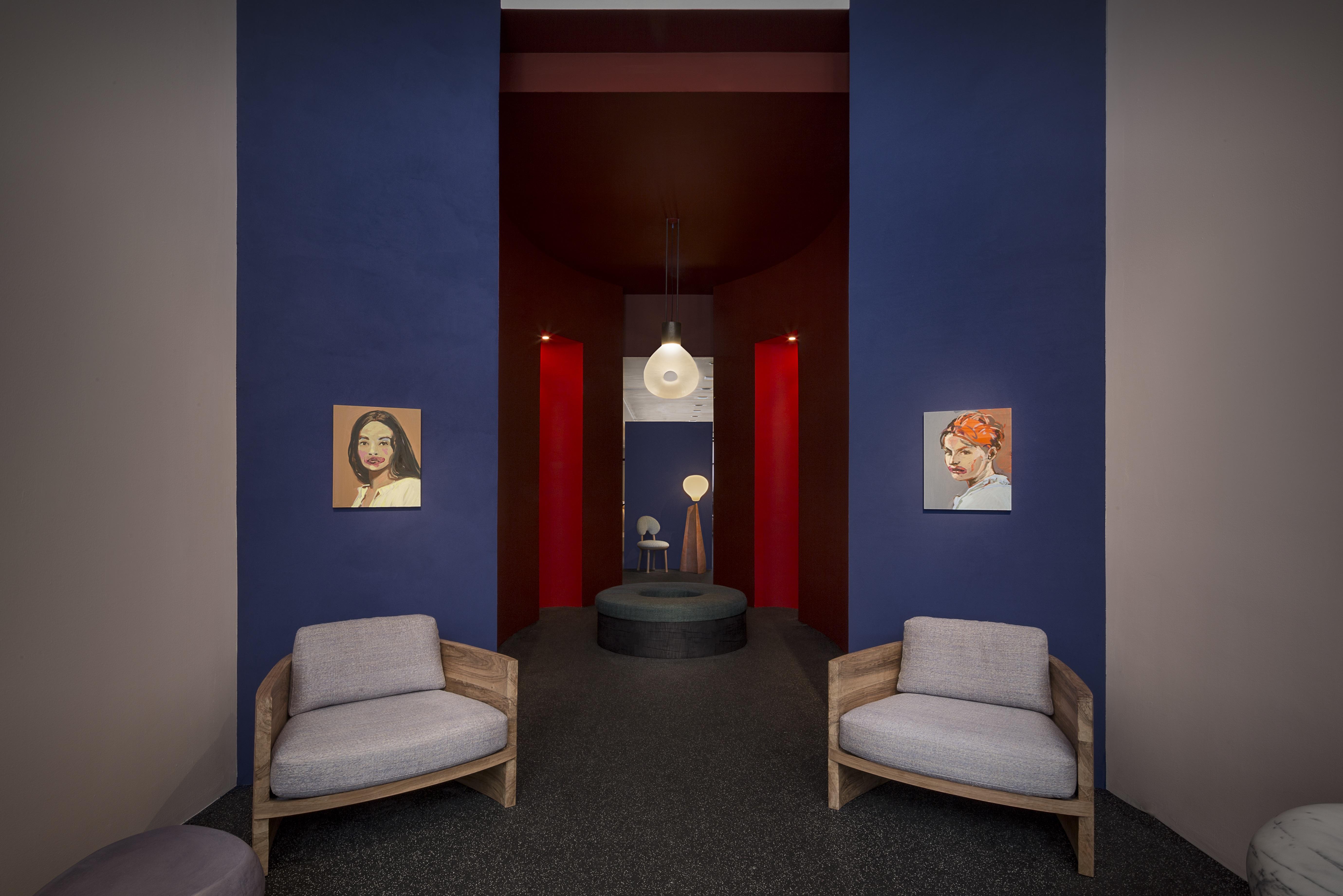 Pierre Yovanovitch Brings Gorgeously Surrealist Furniture