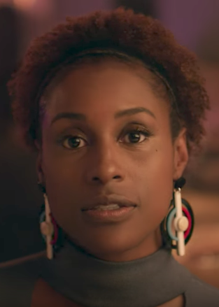 Issa Rae as Issa in Insecure.
