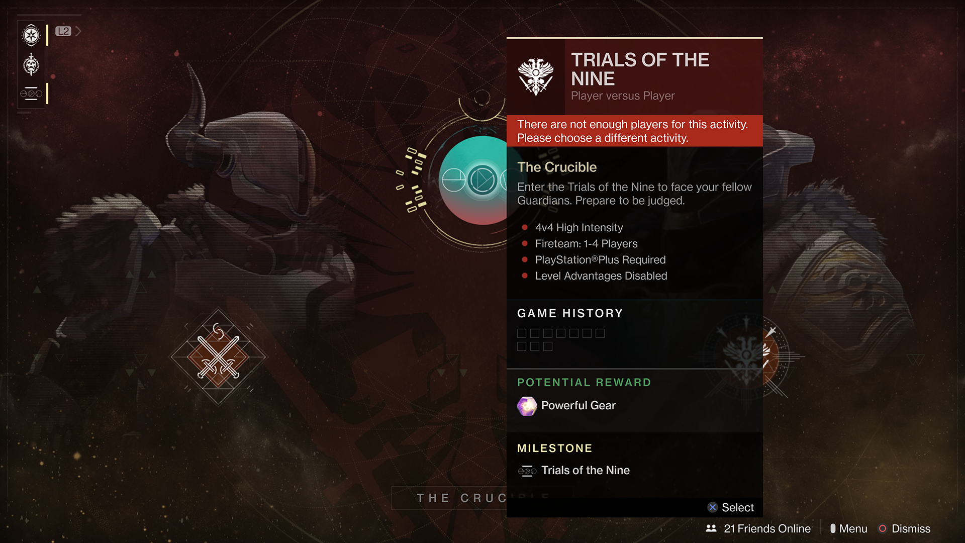 Destiny 2 S Trials Of The Nine Is Worth Playing For The Badass
