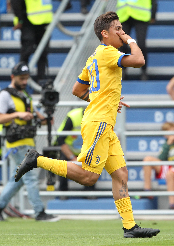sassuolo vs juventus 2017 final score 13 paulo dybala