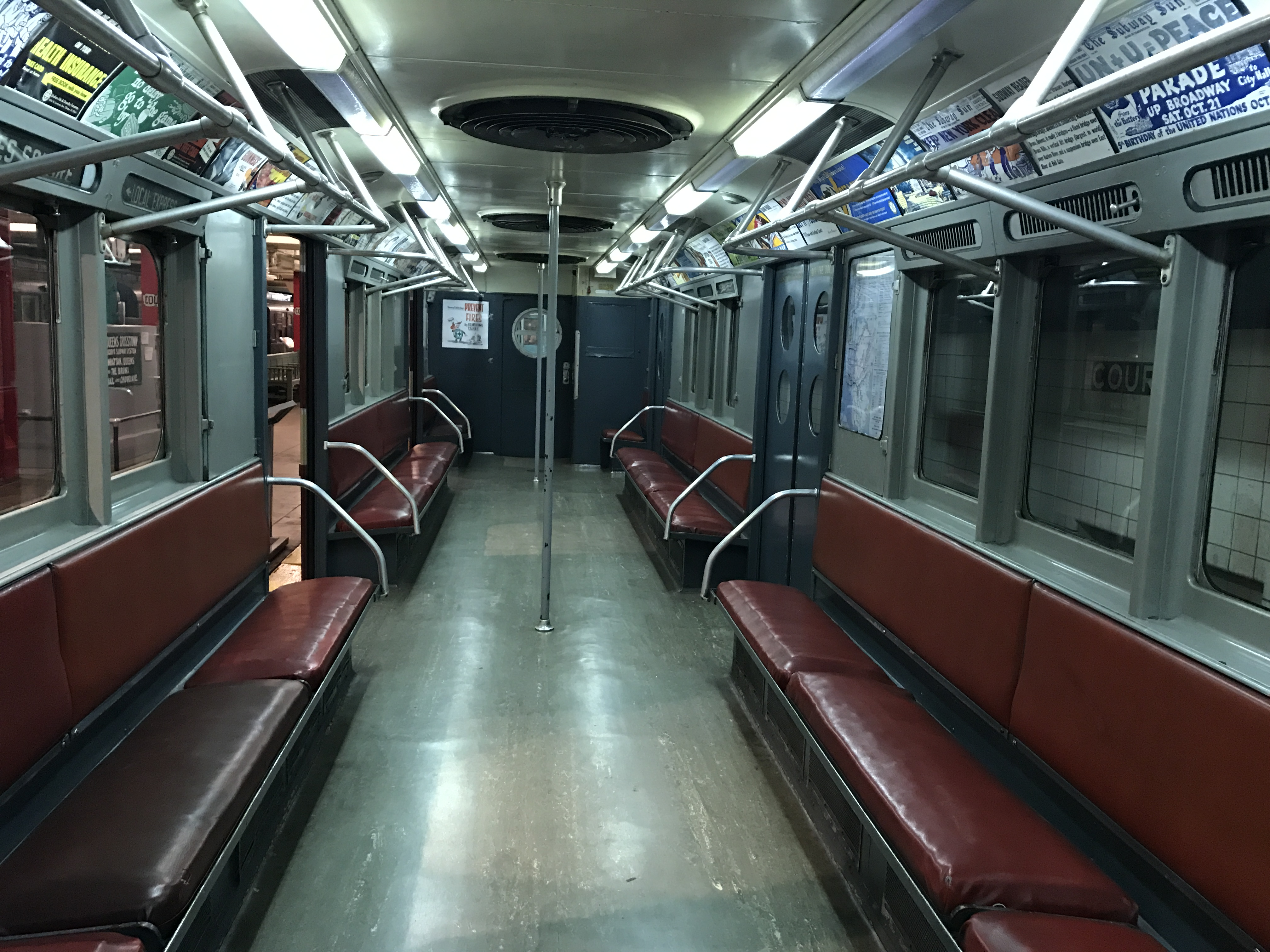 history of nyc subway cars from steam engines to open gangway design curbed ny. Black Bedroom Furniture Sets. Home Design Ideas