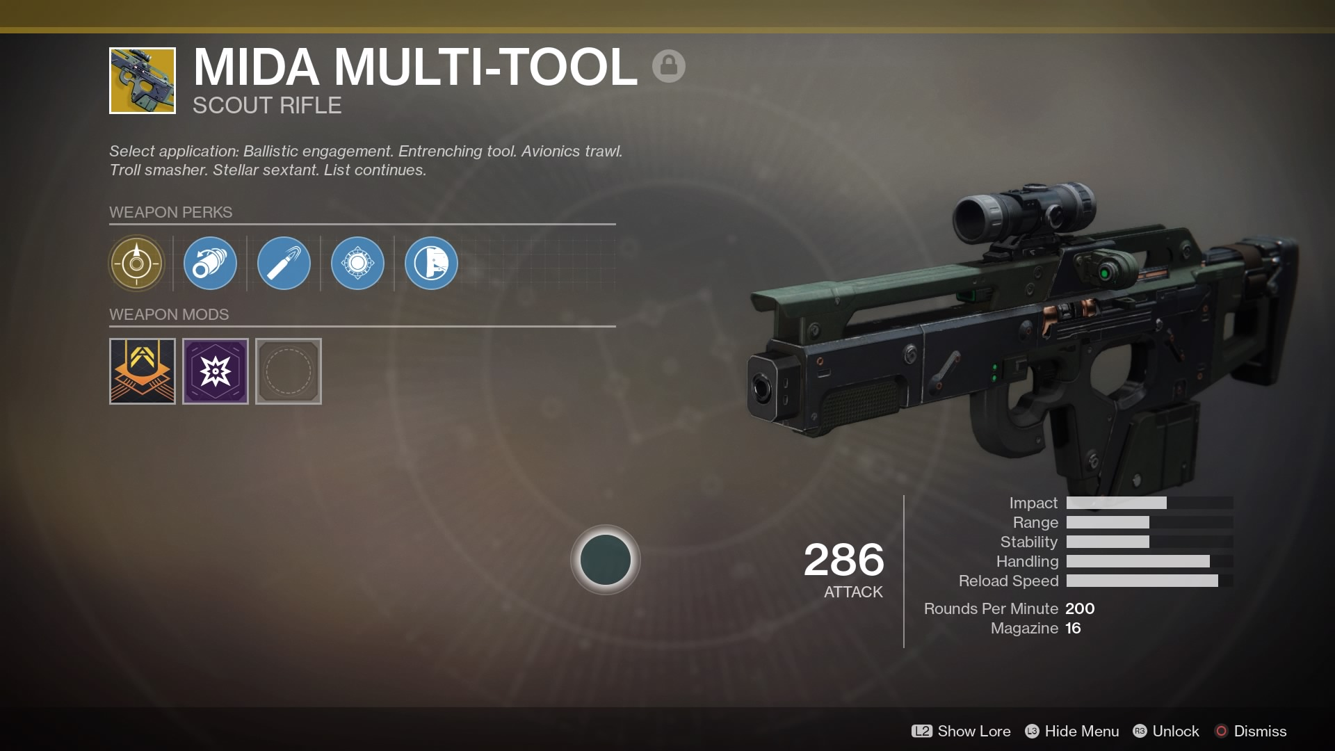 Destiny 2 guide: MIDA Multi-Tool and MIDA Mini-Tool - Polygon