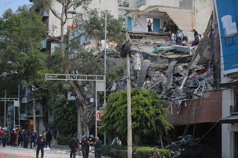 California Quake Map Usgs%0A Hector Vivas Getty Images