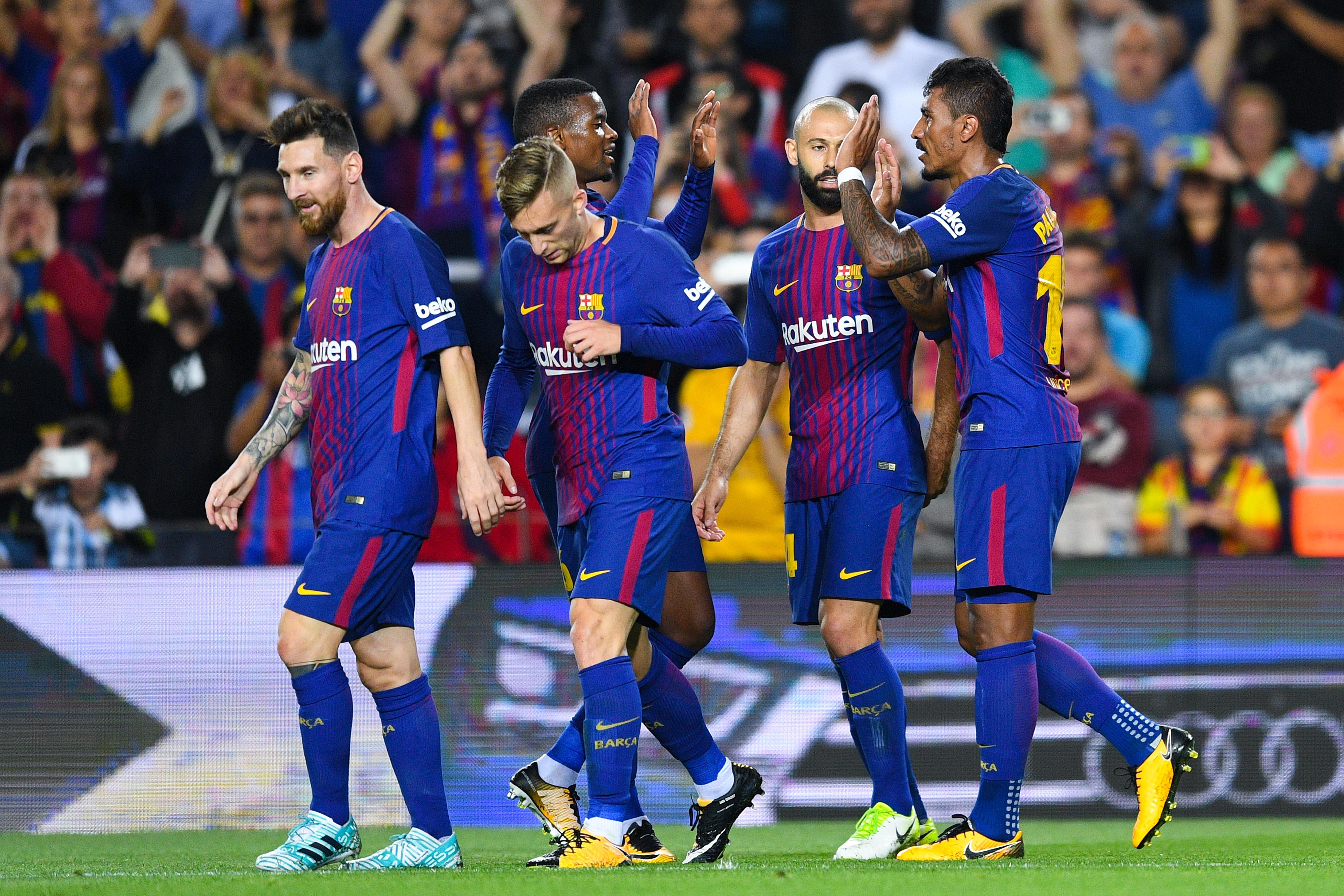 Valverde talks Messi Paulinho and Luis Suarez after Barcelona