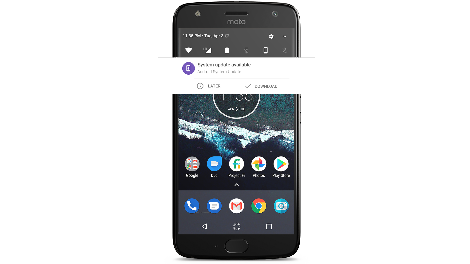 moto x4 android one. image: google moto x4 android one i